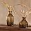Thumbnail: Coffee Brown Asymmetric Vase - 2 Sizes