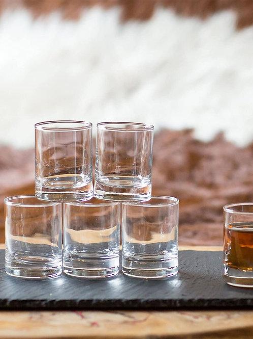 RINKIT Set of 6 Shot Glasses - 65ml