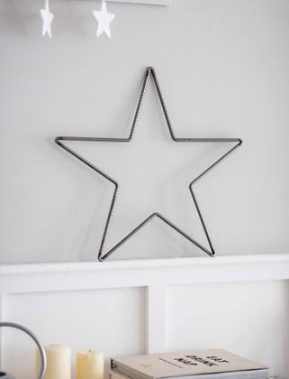 Steel Palmers Star