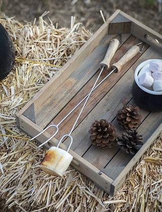 Oak N Smoke Set of 2 BBQ Forks