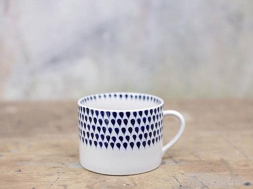 Indigo Drop Mug - Nkuku