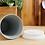 Thumbnail: Zuperzozial Blue Biodegradable Bamboo & Corn Travel Mug