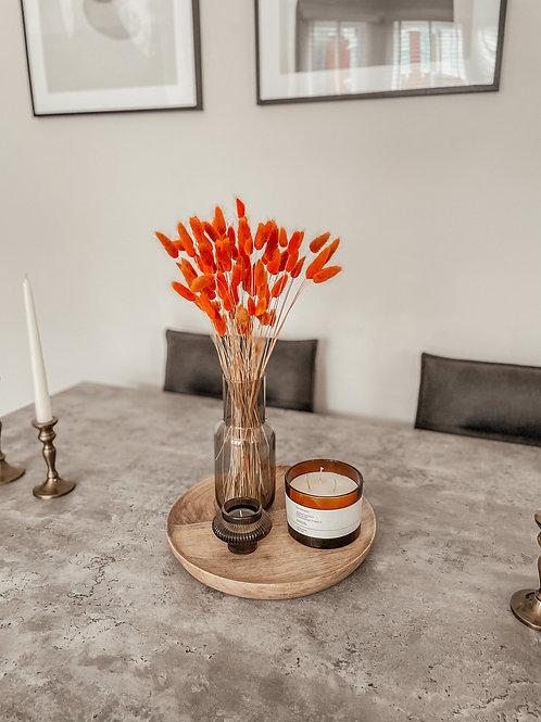 Mango Wood Serving/Display Plate