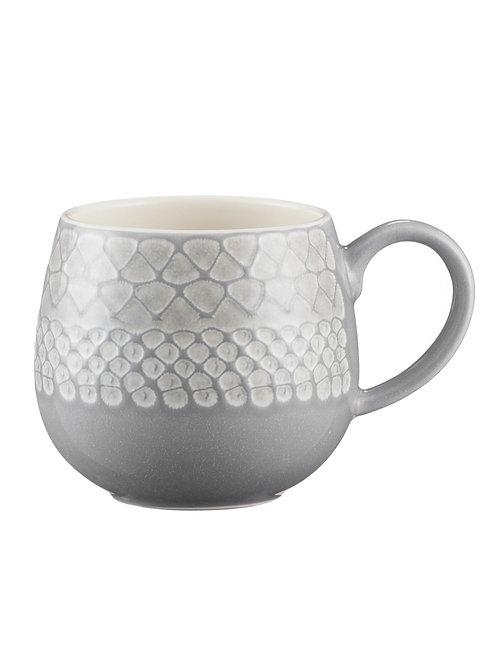 Mason Cash Impressions Grey Organic Mug 350ml