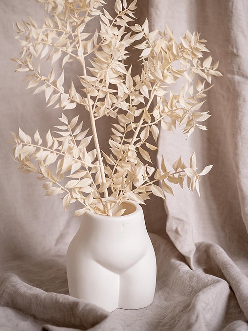 Ceramic Lower Half Female Body Vase