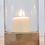 Thumbnail: Mango Wood Cylinder Lantern