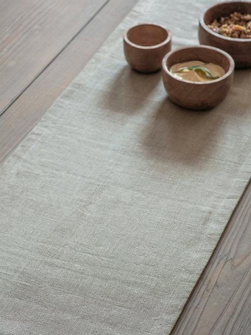Linen Table Runner in Natural