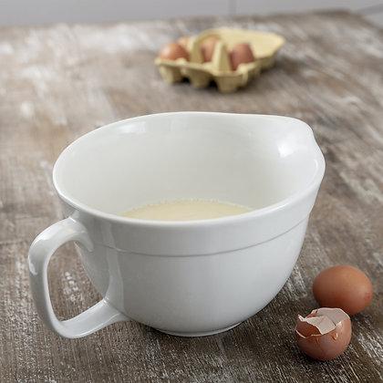 Rialto Mixing Bowl with Handle - Garden Trading