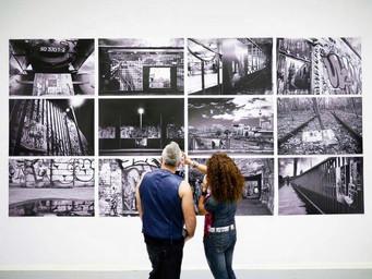 Exhibition in kunstquartier Bethanien Art Center, Berlin.