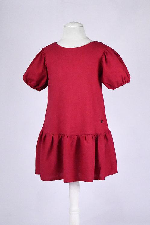 Vestido Petrona - Rojo