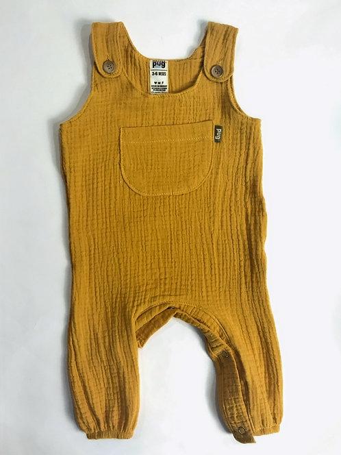 Enterito muselina algodón simple