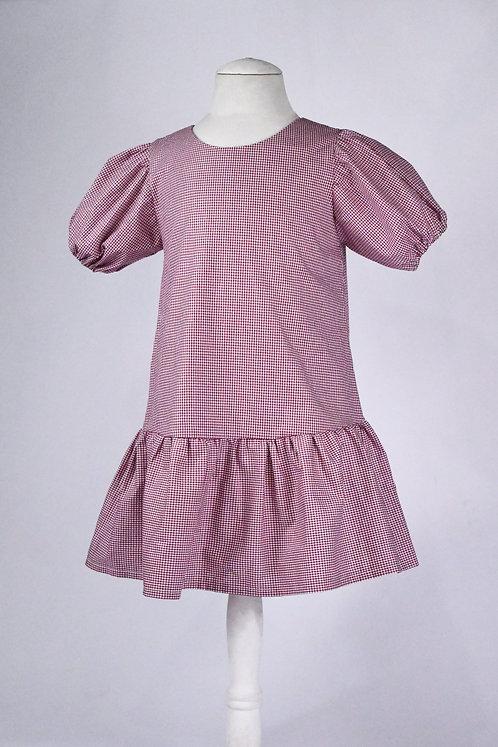 Vestido Petrona - Cuadros