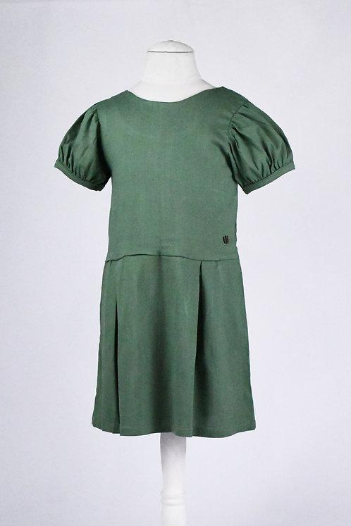 Vestido Petrona - Verde