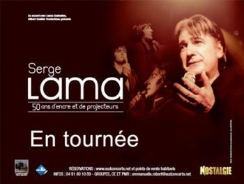 Serge Lama | Lausanne