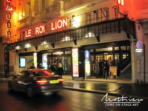 Le Roi Lion | Paris