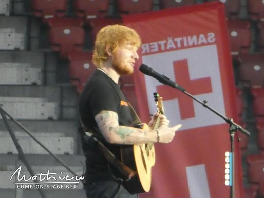 Ed Sheeran   Zurich