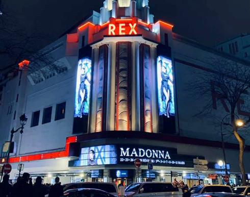 Madonna | Grand Rex