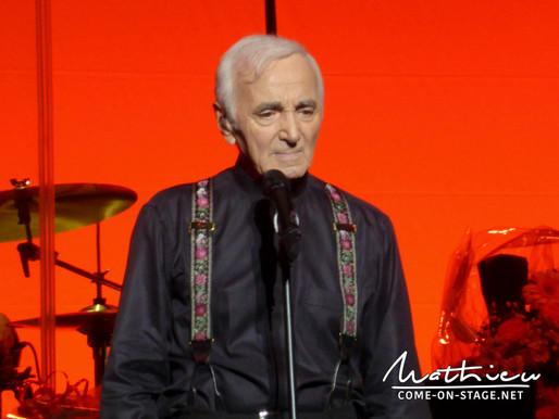 Charles Aznavour | Genève