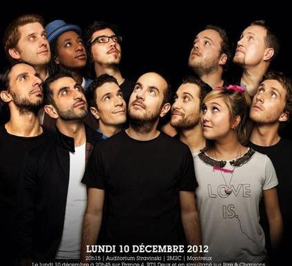 Bref, on est sur scène | Montreux Comedy festival