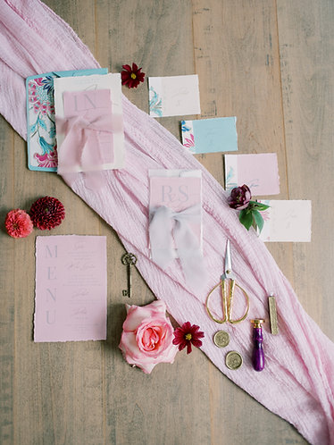 Ethereal Invitation Suite