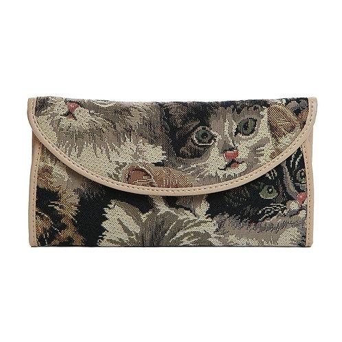 Signare ウォレット Cats