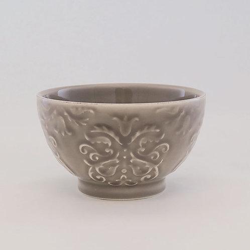 Value Ceramic カフェオレボウル グレー