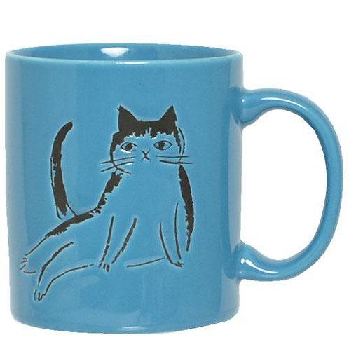 Cat's Whiskers マグカップ