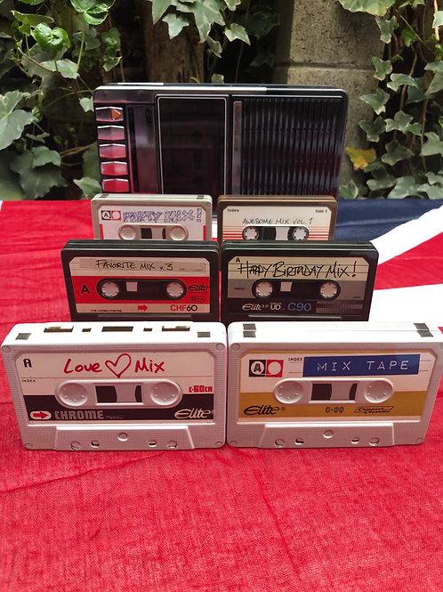 カセットテープ缶