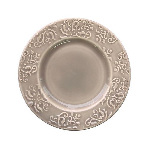 Value Ceramic デザートプレート グレー