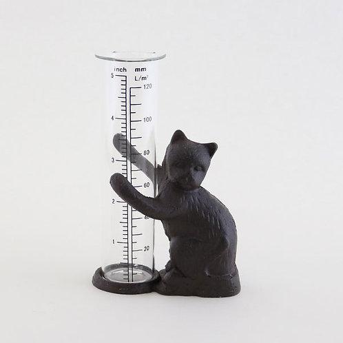 猫のフラワーベース