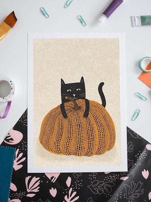 Yayoi Catsama's Pumpkin