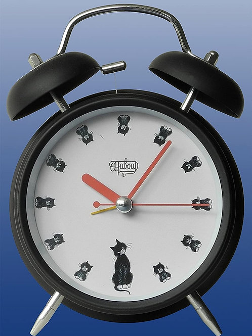 In a Row Alarm Clock