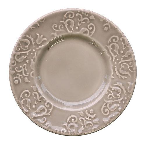 Value Ceramic ディナープレート グレー