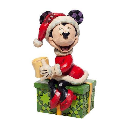 【Disney Traditions】ミニー サンタクロース ホットチョコレート<クリスマス>