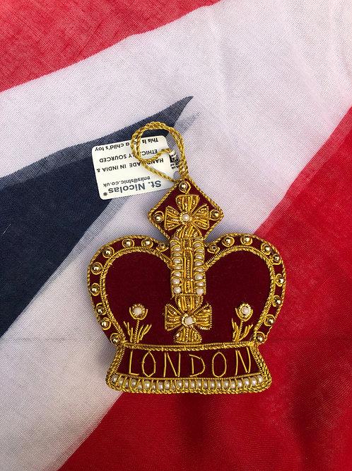St.Nicolas ロンドン オーナメント