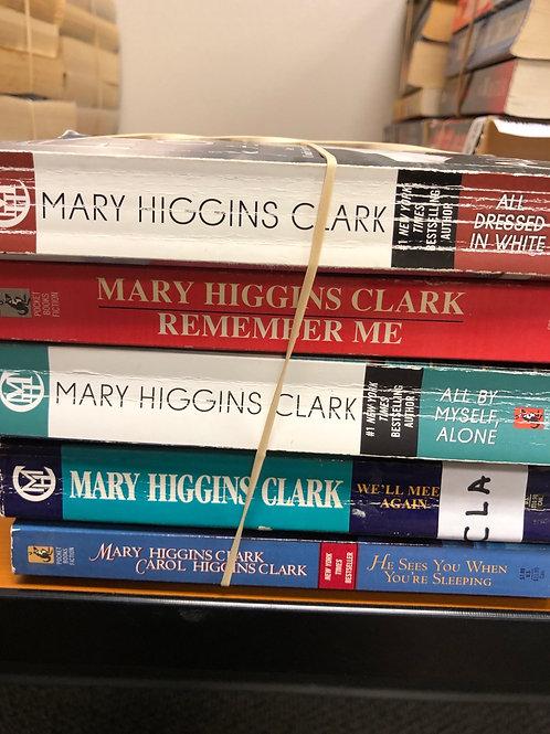 Mary Higgins Clarke