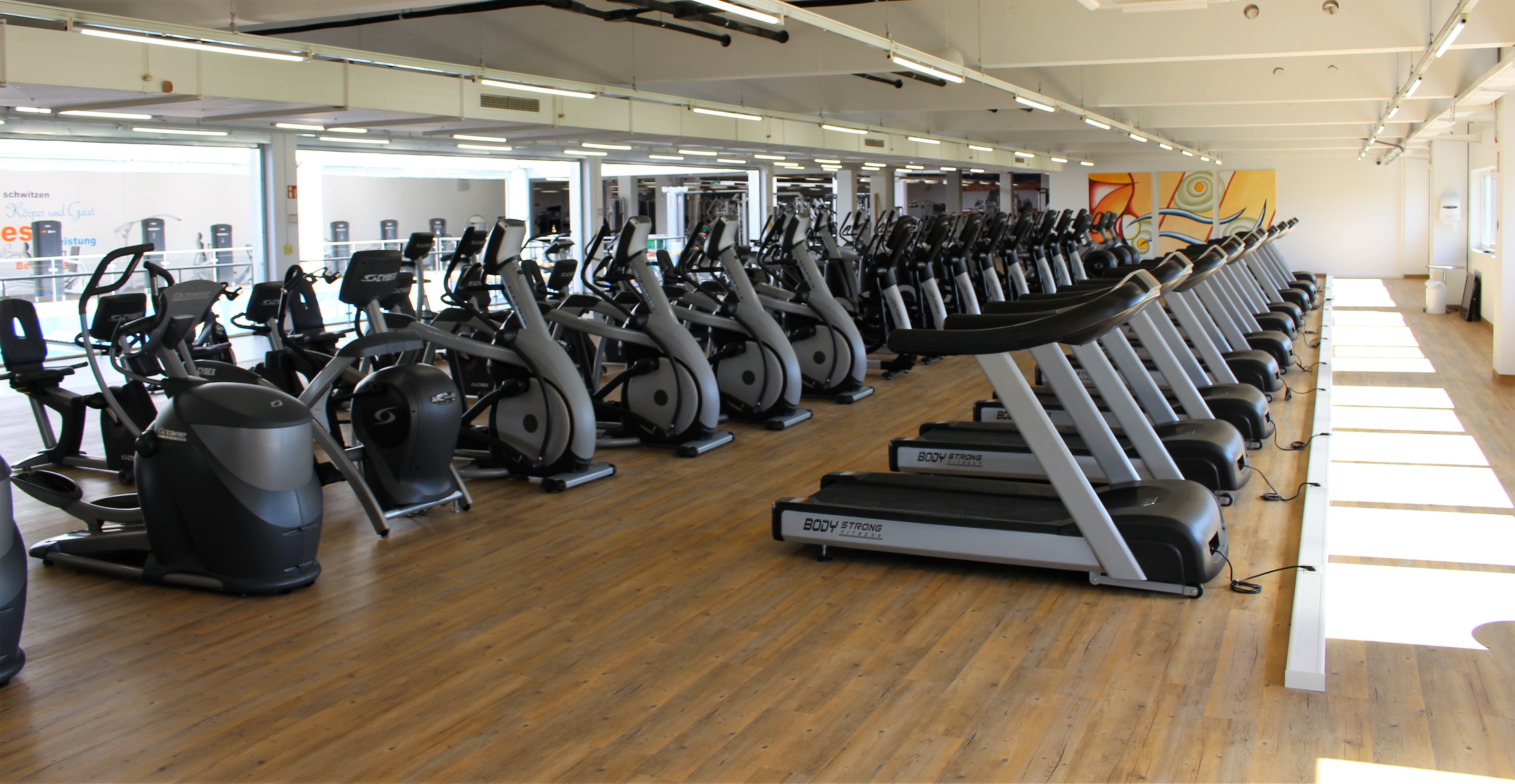 Cardiotraining Bodyfeeling Fitness