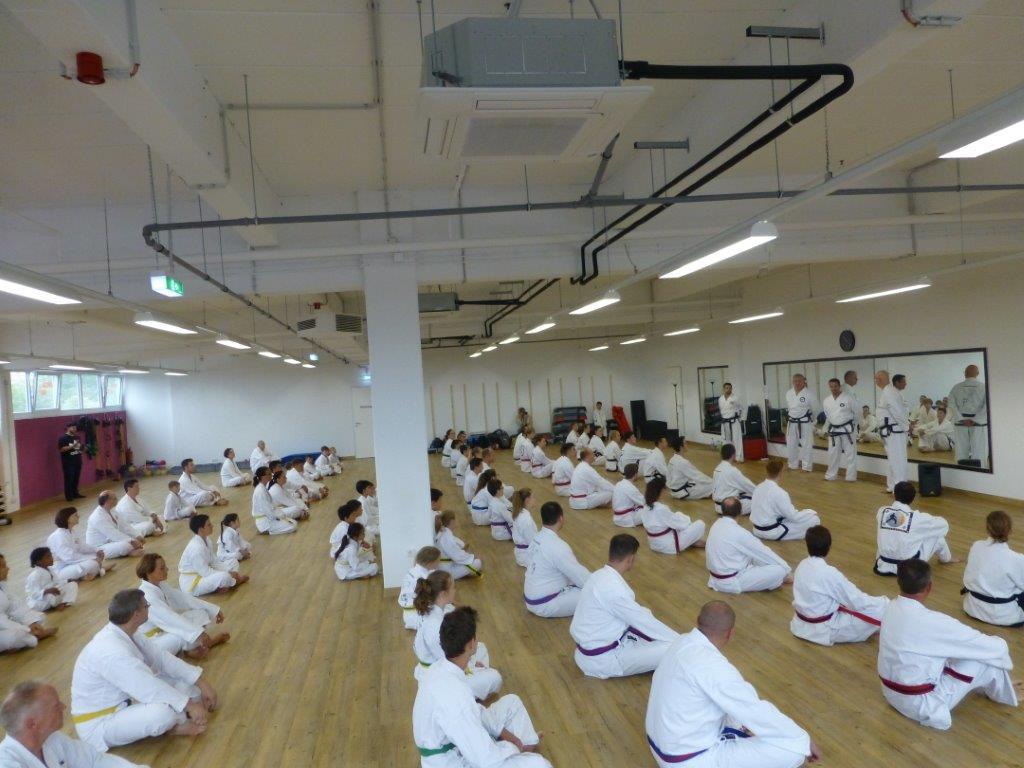 Lehrgang im Bodyfeeling Fitness Studio