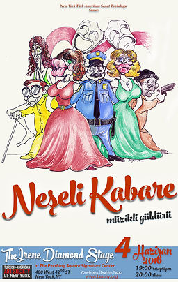 Neşeli Kabare: A Musical Comedy
