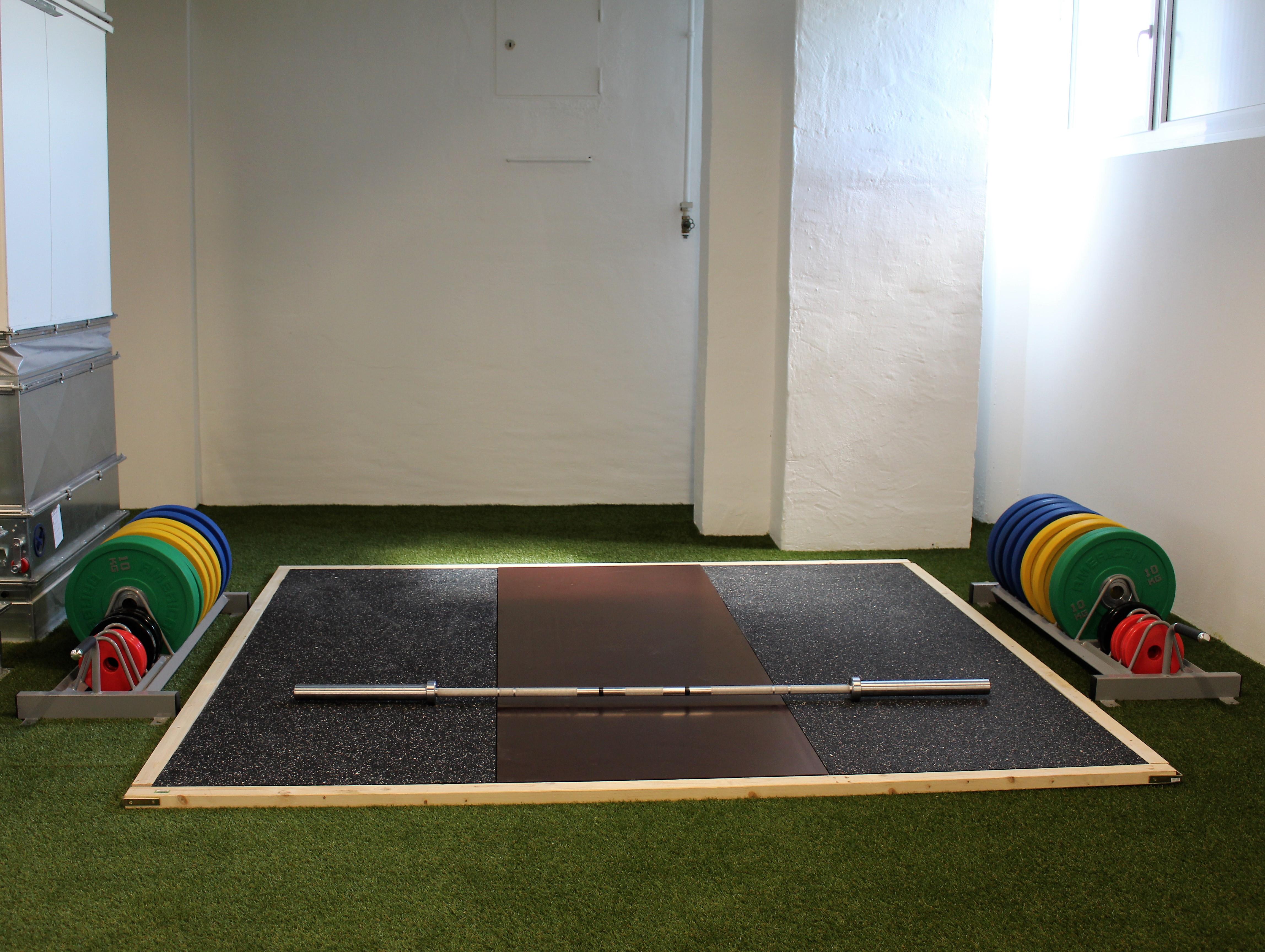 Gewichtheben Augsburg
