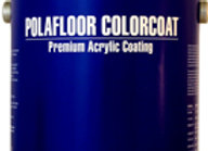POLAFLOOR COLORCOAT - Acrylic Coating