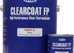 CLEARCOAT FP - High Performance Clear Fluoropolymer
