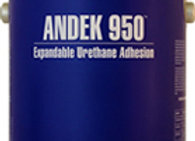 ANDEK 950 - Expandable Urethane Adhesion