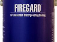FIREGARD - Fire-Resistant Waterproofing Coating