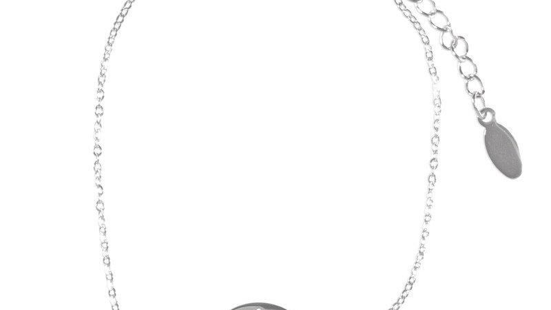 """Bracelet chaîne """"Arbre de vie"""" - Argenté"""