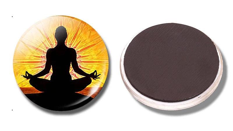 "Magnet ""Yoga"""