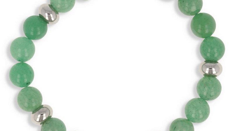 "Bracelet pierre ""Aventurine"""