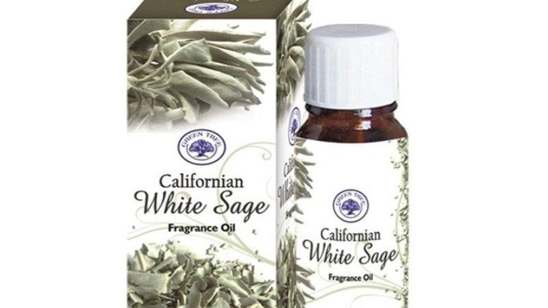 """Huile de Parfum """"Sauge blanche"""""""