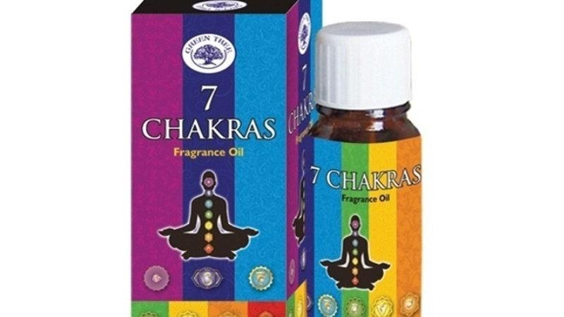 """Huile de Parfum """"7 Chakras"""""""