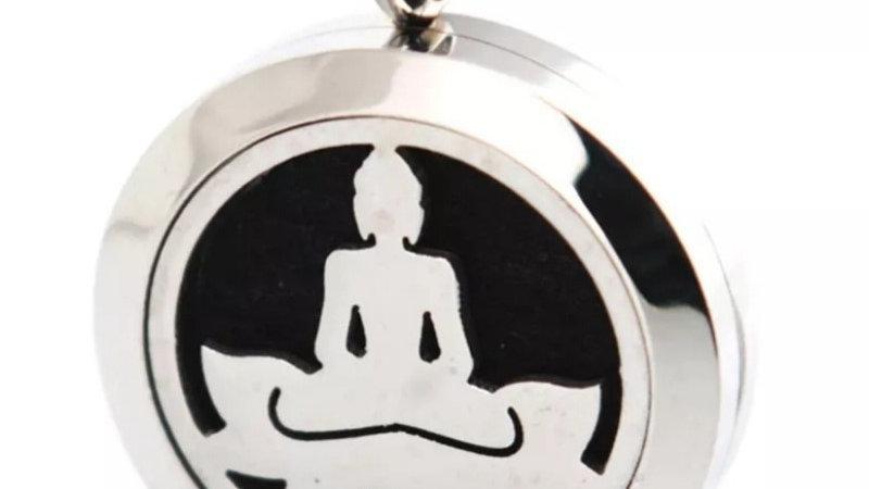 "Collier Parfumeur ""Yoga"" 25mm"